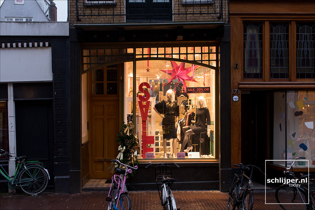 Nederland, Amsterdam, 20 december 2017