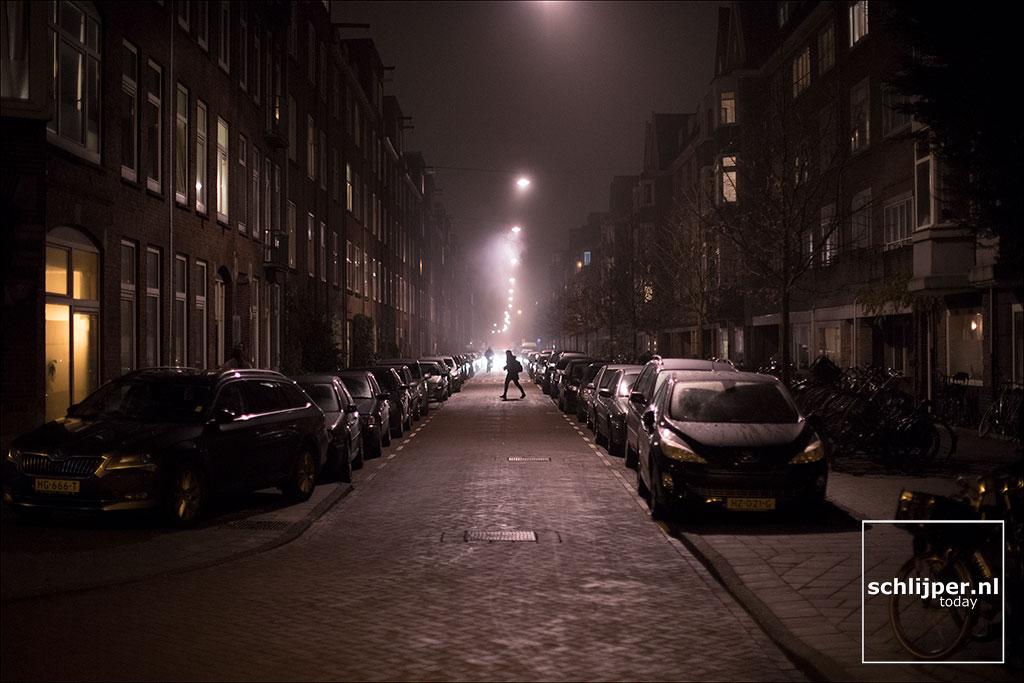 Nederland, Amsterdam, 21 december 2017