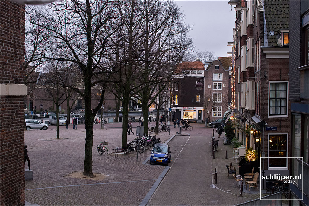 Nederland, Amsterdam, 24 december 2017