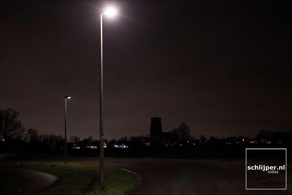 Nederland, Ransdorp, 27 december 2017