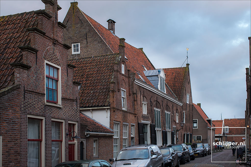 Nederland, Monnickendam, 28 december 2017