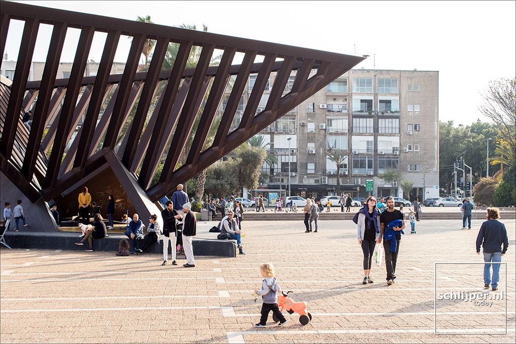 Israel, Tel Aviv, 30 december 2017
