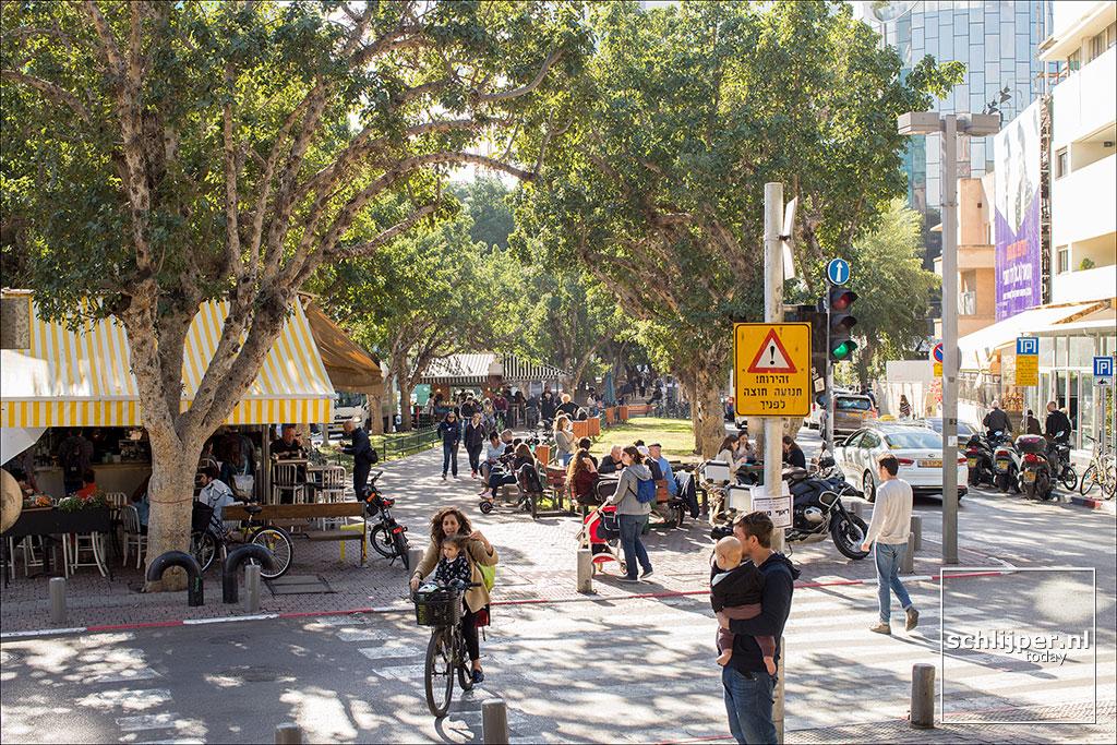 Israel, Tel Aviv, 31 december 2017