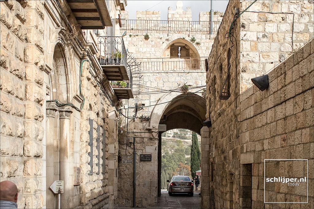 Israel, Jeruzalem, 4 januari 2018