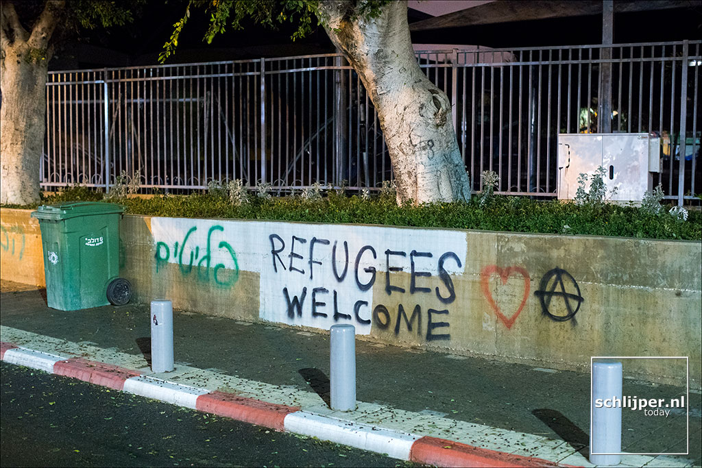 Israel, Tel Aviv, 5 januari 2018