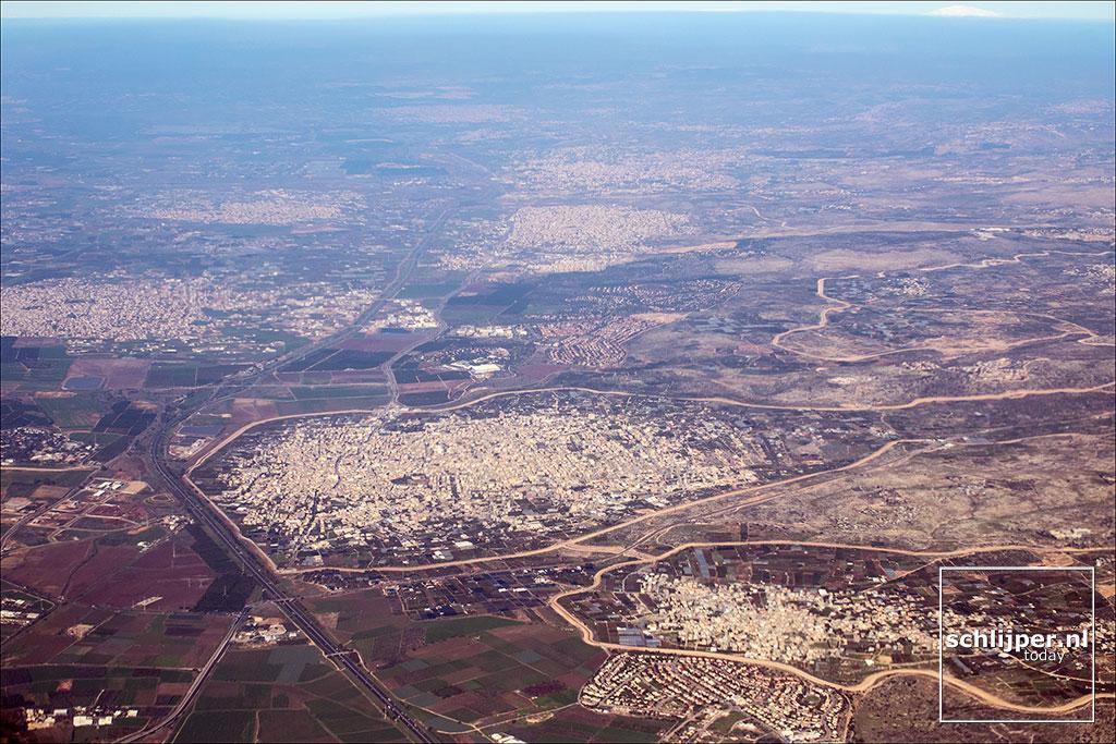 Israel / Palestine, Qalqilya, Hable, 8 januari 2018
