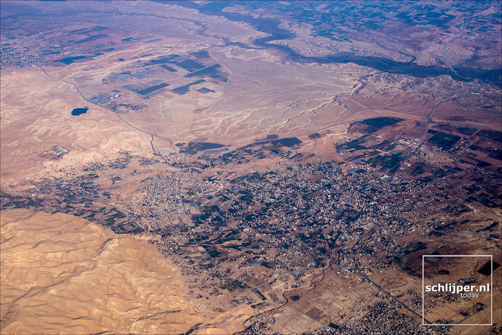 Palestine, Jericho, 8 januari 2018