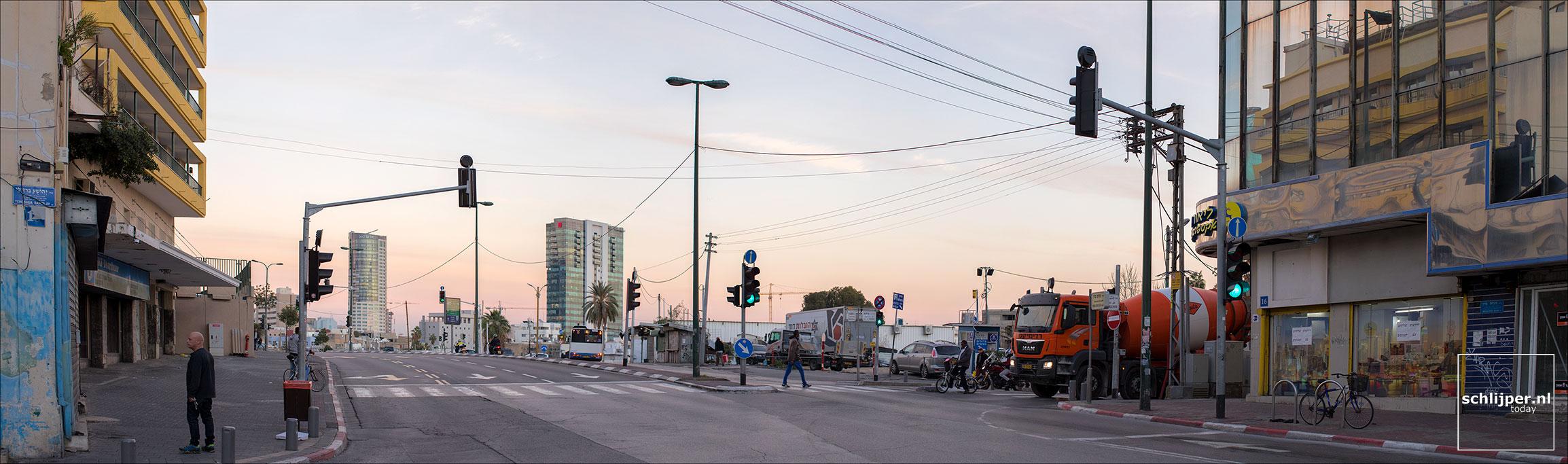 Israel, Tel Aviv, 9 januari 2018