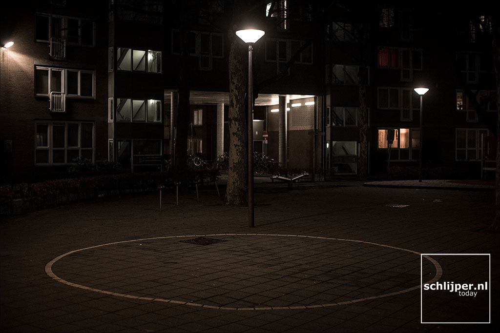 Nederland, Amsterdam, 17 januari 2018