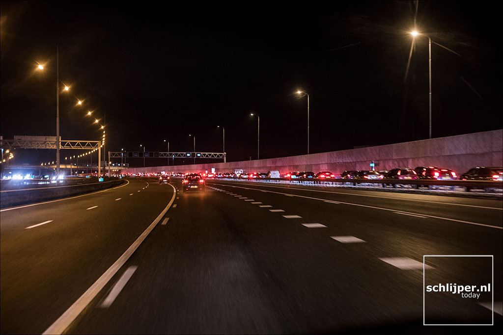 Nederland, Schiphol, 18 januari 2018