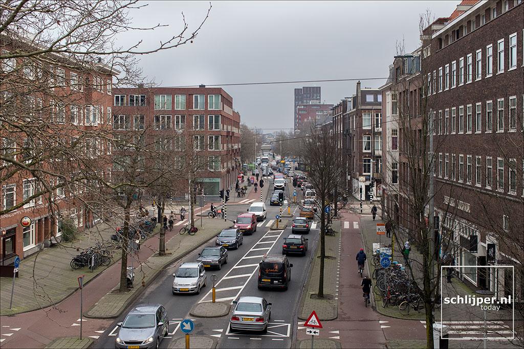 Nederland, Amsterdam, 26 januari 2018