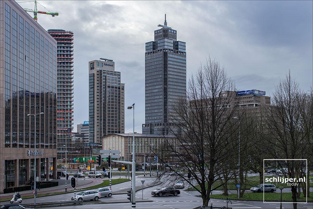 Nederland, Amsterdam, 31 januari 2018