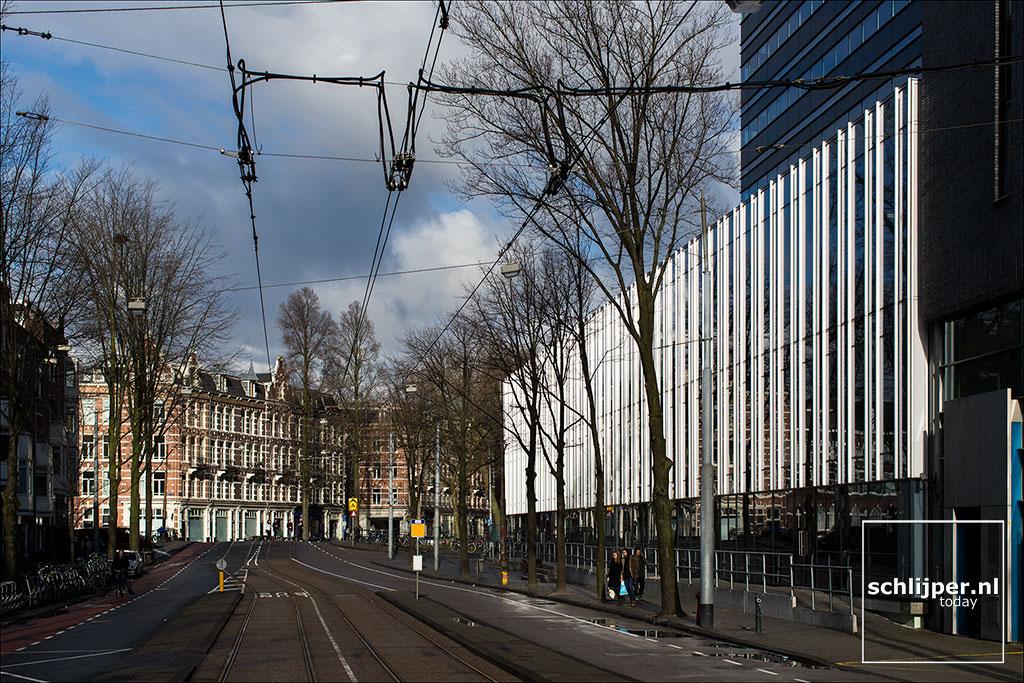 Nederland, Amsterdam, 3 februari 2018