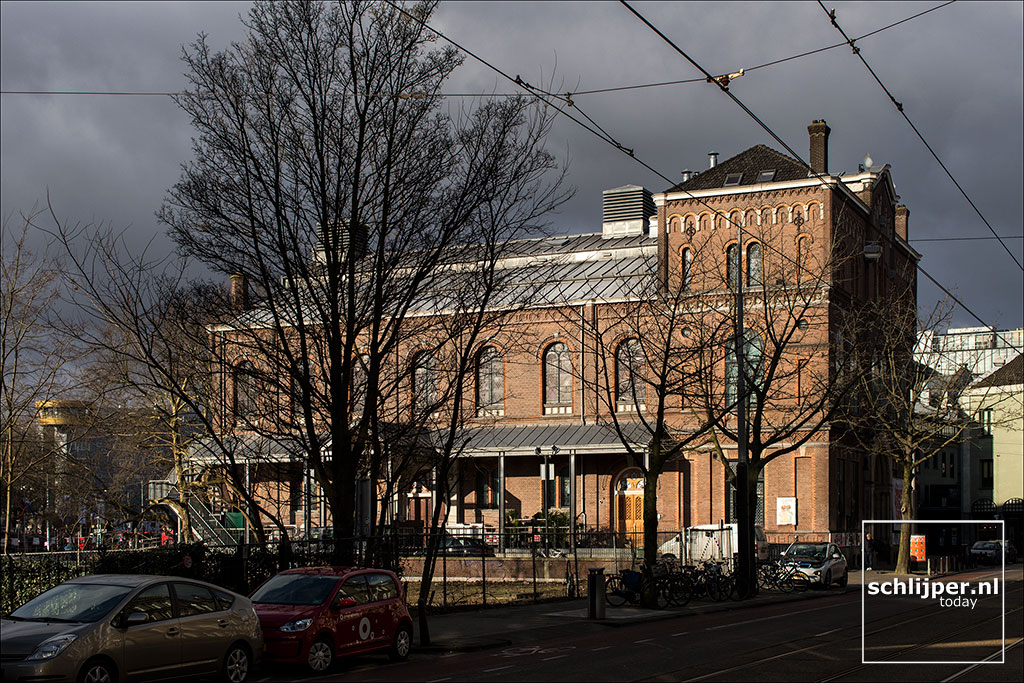 Nederland, Amsterdam, 4 februari 2018