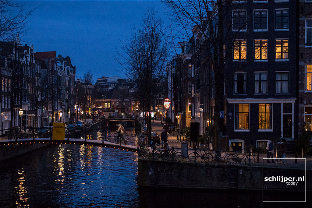 Nederland, Amsterdam, 10 februari 2018
