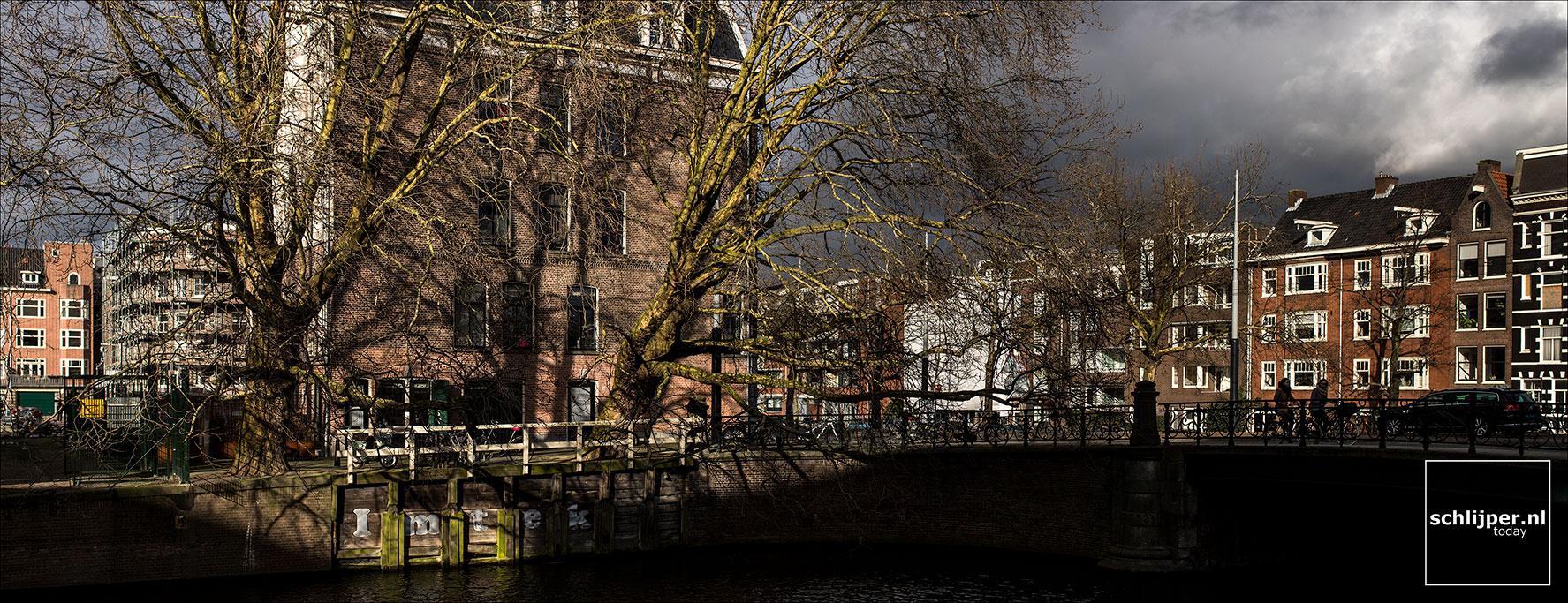 Nederland, Amsterdam, 11 februari 2018