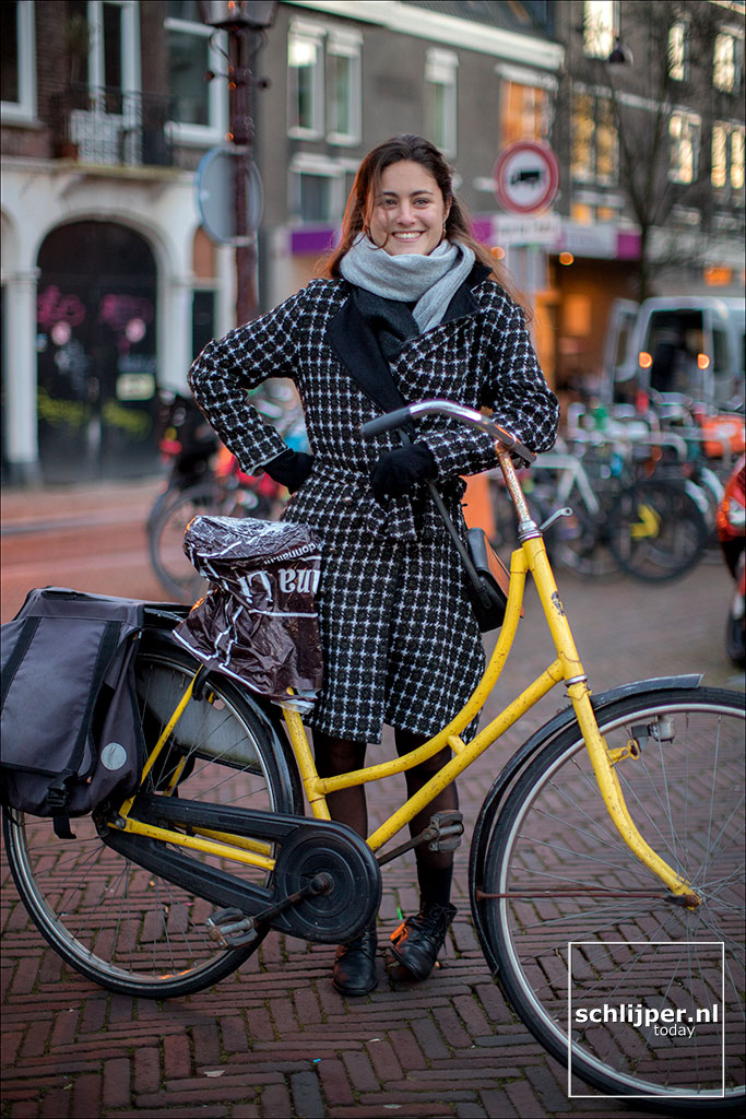 Nederland, Amsterdam, 16 februari 2018