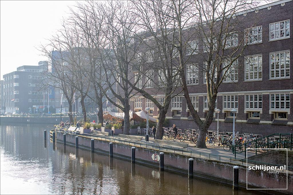 Nederland, Amsterdam, 17 februari 2018