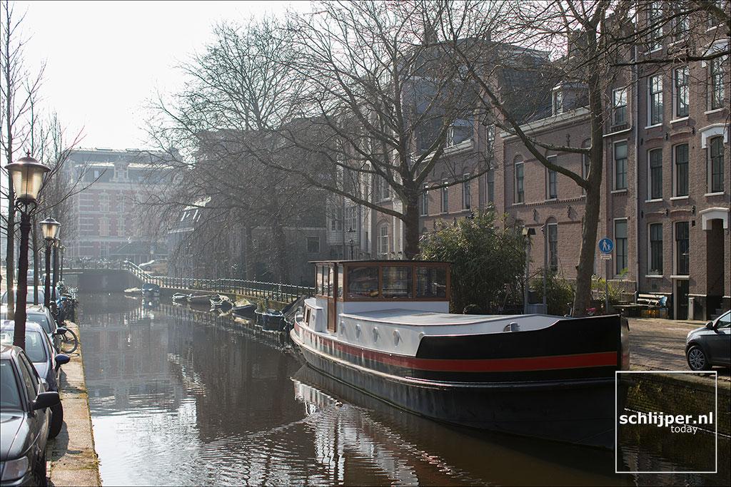 Nederland, Amsterdam, 21 februari 2018