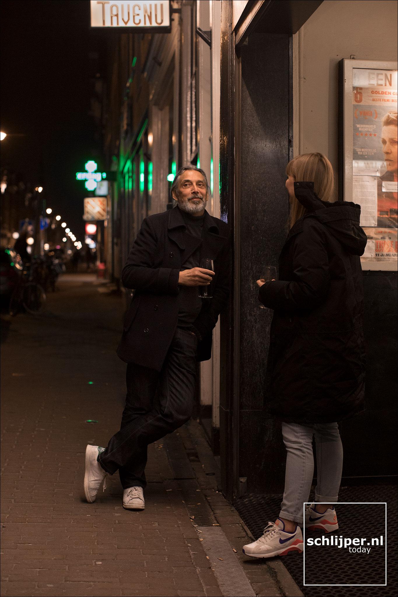 Nederland, Amsterdam, 26 februari 2018