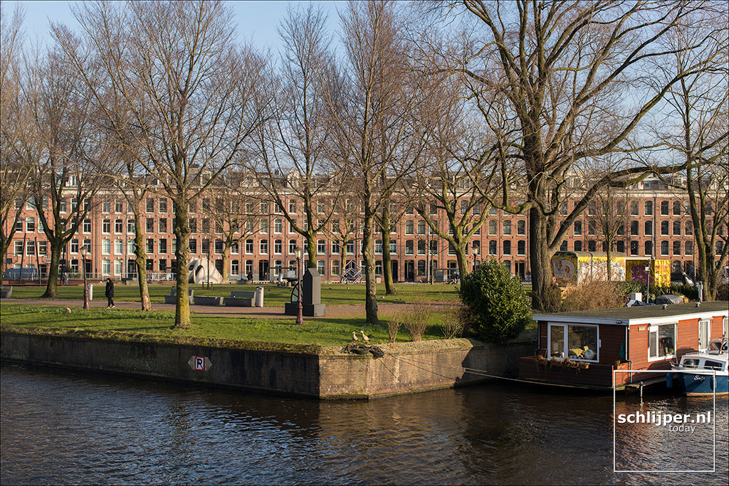 Nederland, Amsterdam, 22 februari 2018