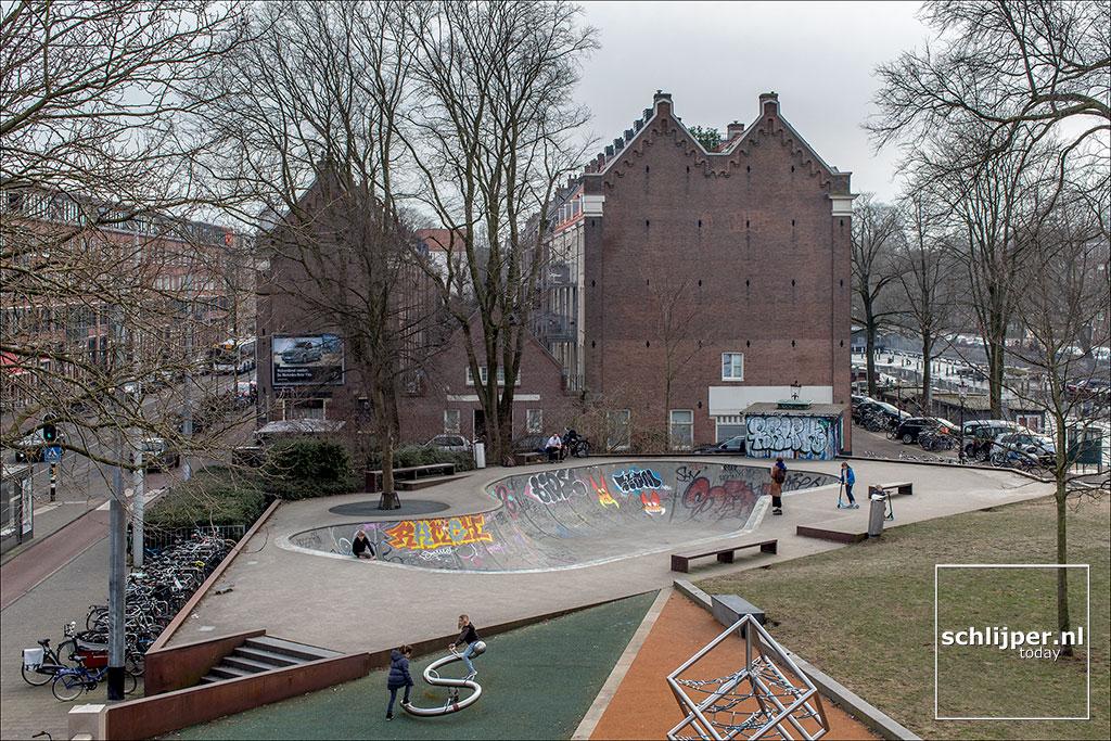 Nederland, Amsterdam, 4 maart 2018