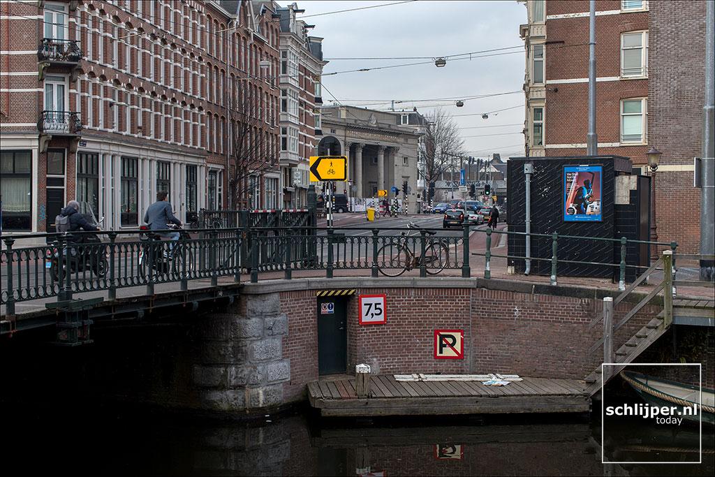 Nederland, Amsterdam, 7 maart 2018