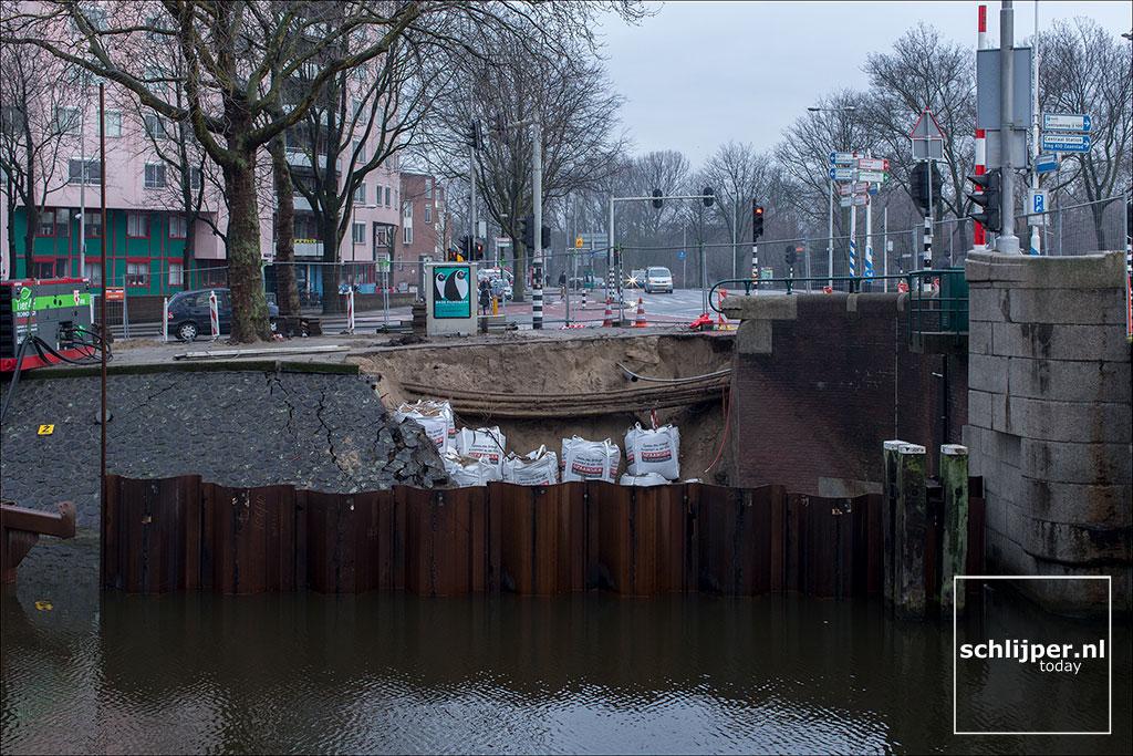Nederland, Amsterdam, 10 maart 2018