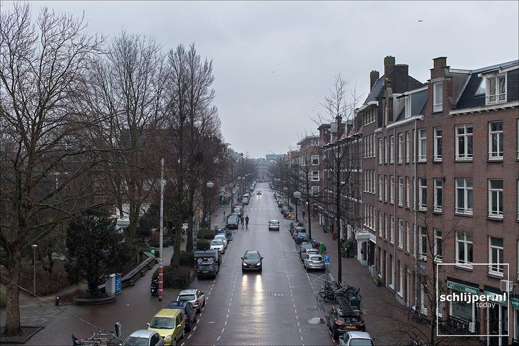 Nederland, Amsterdam, 11 maart 2018
