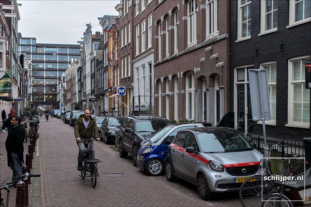 Nederland, Amsterdam, 15 maart 2018