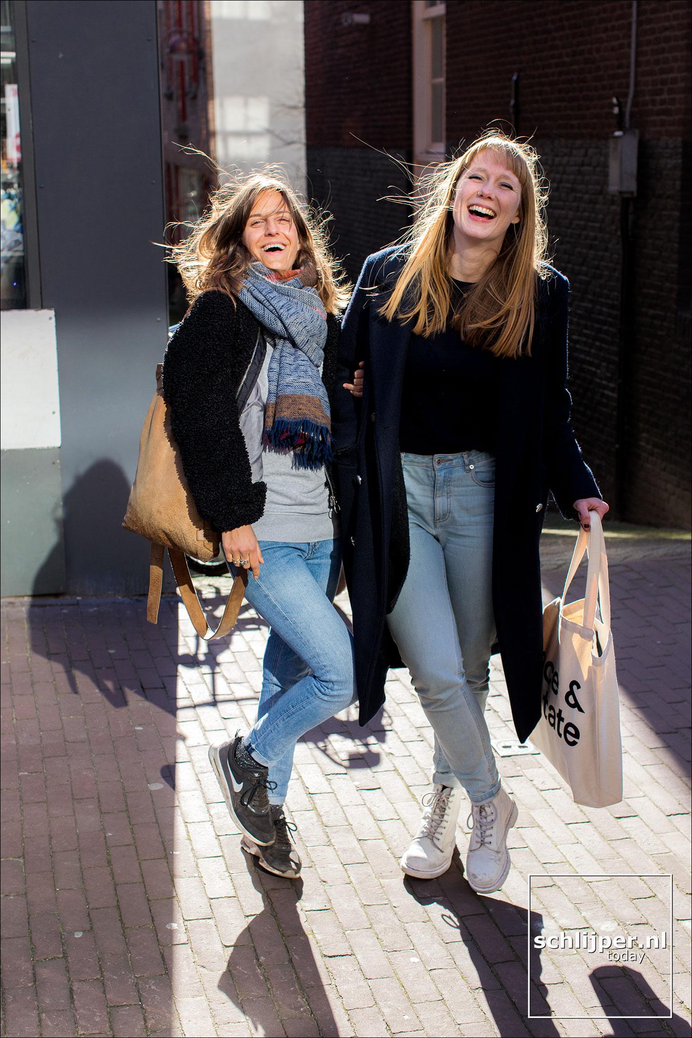 Nederland, Amsterdam, 19 maart 2018