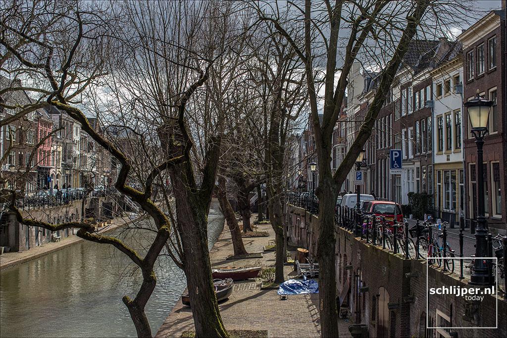 Nederland, Utrecht, 20 maart 2018