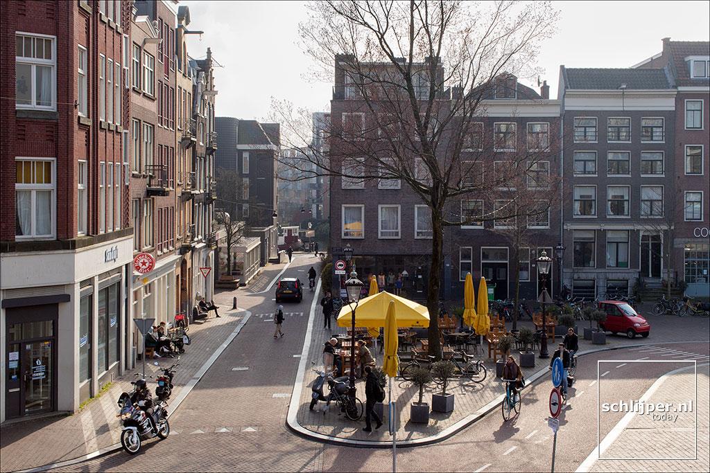 Nederland, Amsterdam, 26 maart 2018