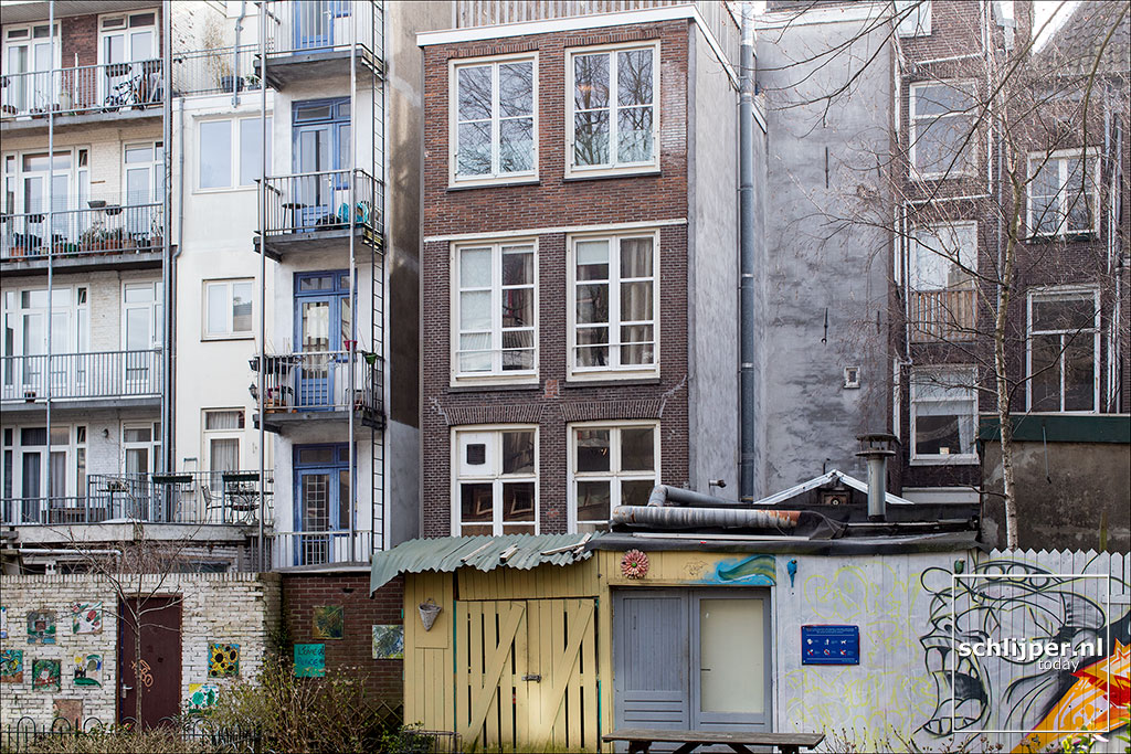 Nederland, Amsterdam, 2 april 2018