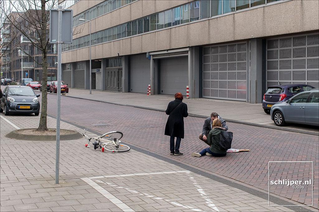 Nederland, Amsterdam, 13 april 2018