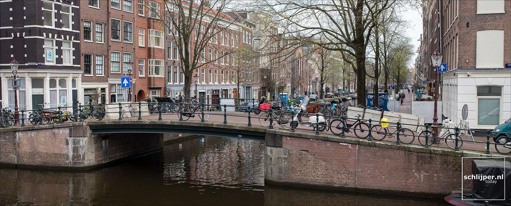 Nederland, Amsterdam, 15 april 2018