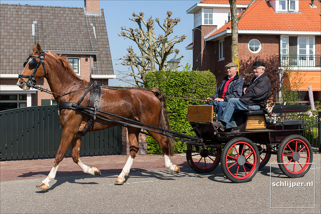 Nederland, Amstelveen, 21 april 2018