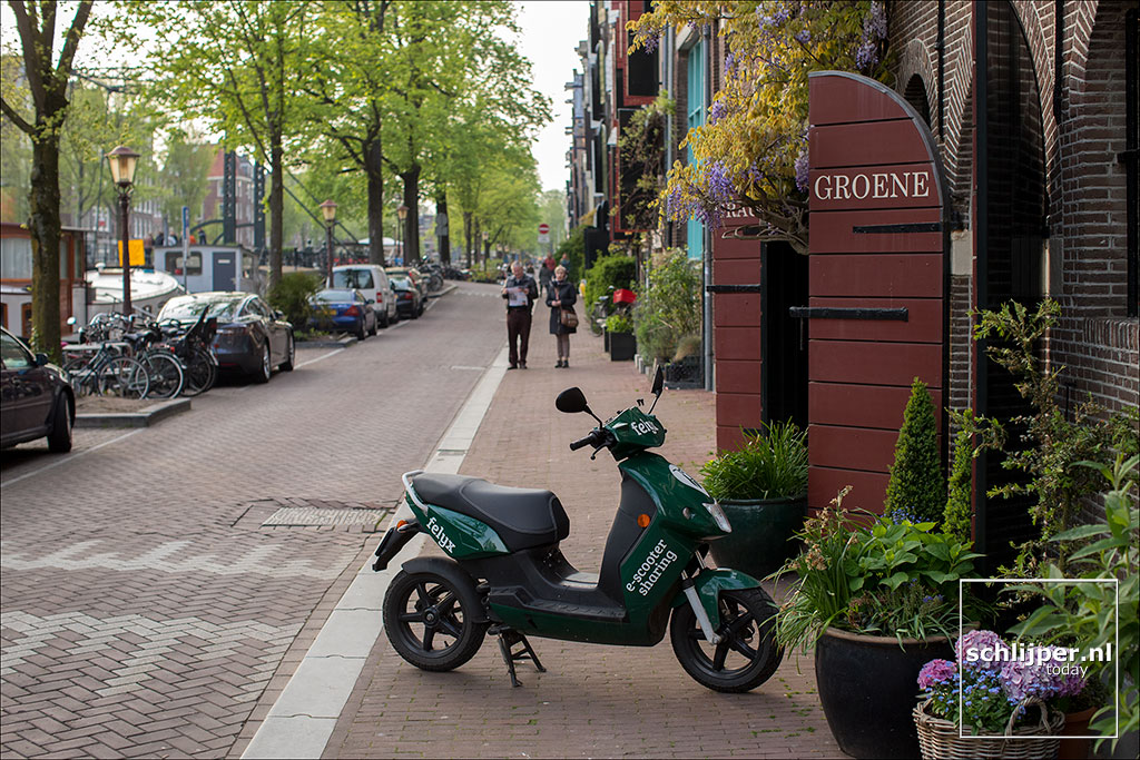 Nederland, Amsterdam, 28 april 2018