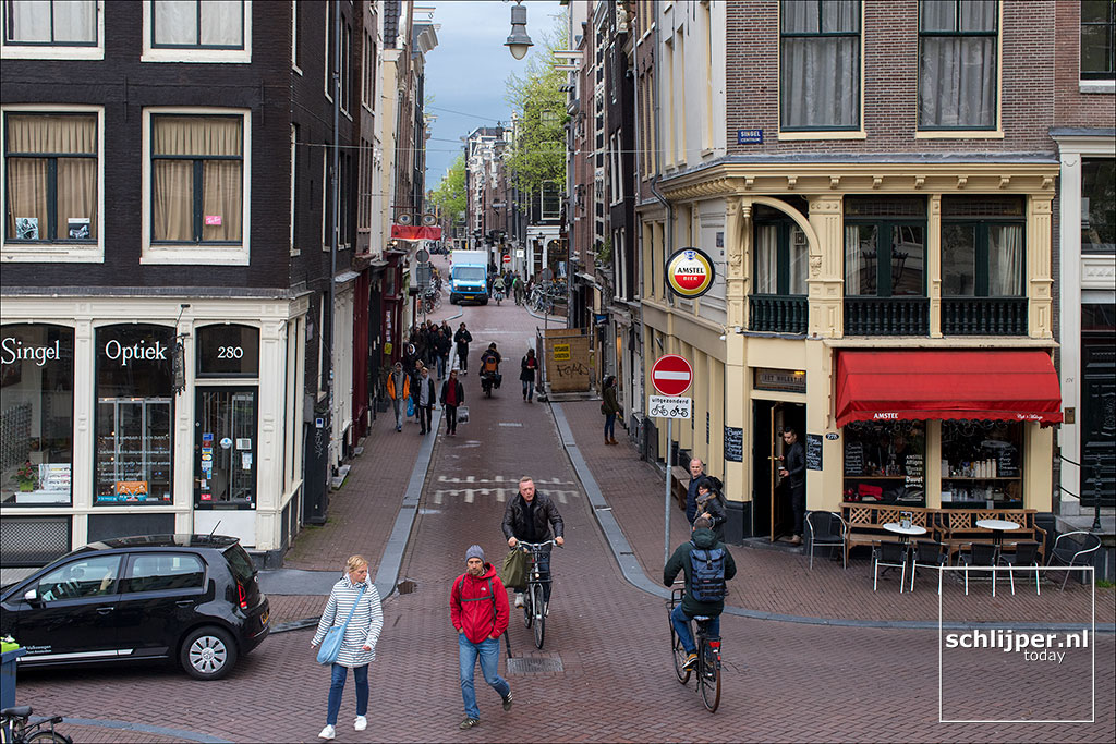 Nederland, Amsterdam, 30 april 2018