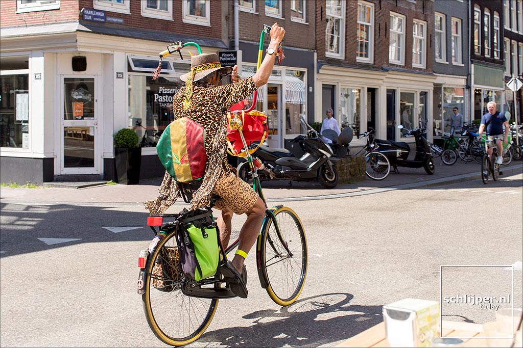 Nederland, Amsterdam, 8 mei 2018