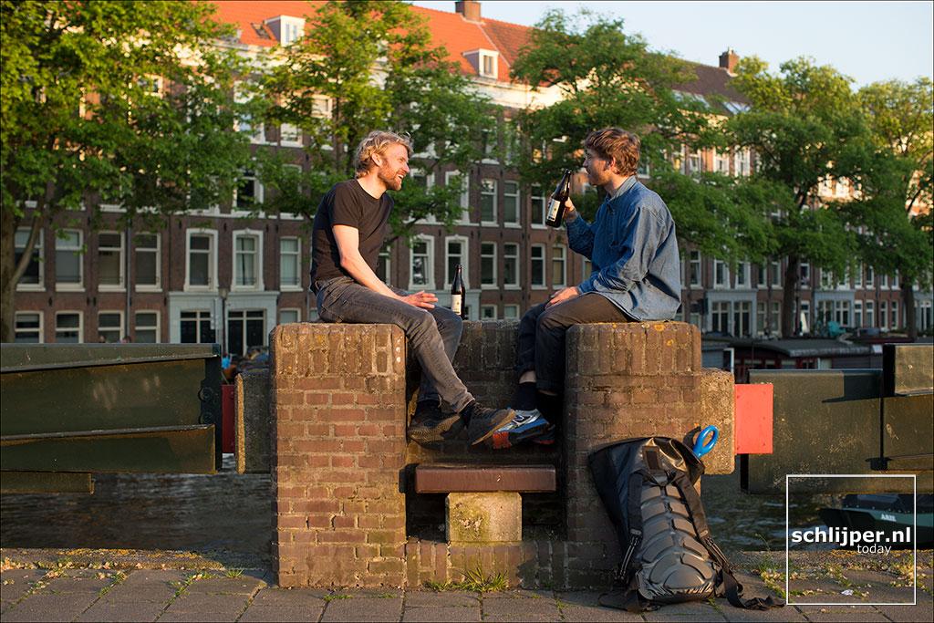 Nederland, Amsterdam, 14 mei 2018