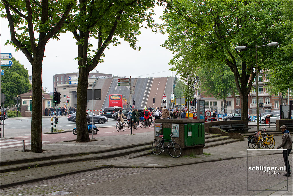 Nederland, Amsterdam, 19 mei 2018