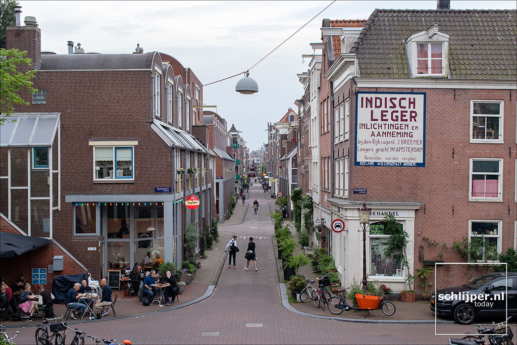 Nederland, Amsterdam, 24 mei 2018