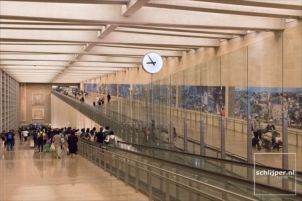 Israel, Ben Gurion Airport, 29 mei 2018