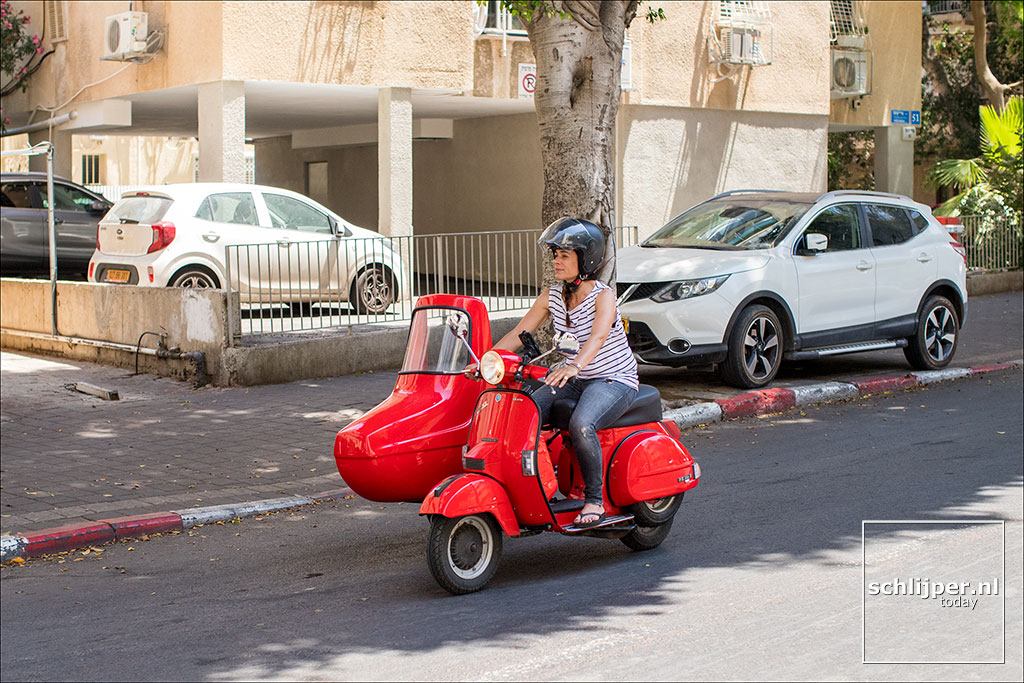 Israel, Tel Aviv, 1 juni 2018