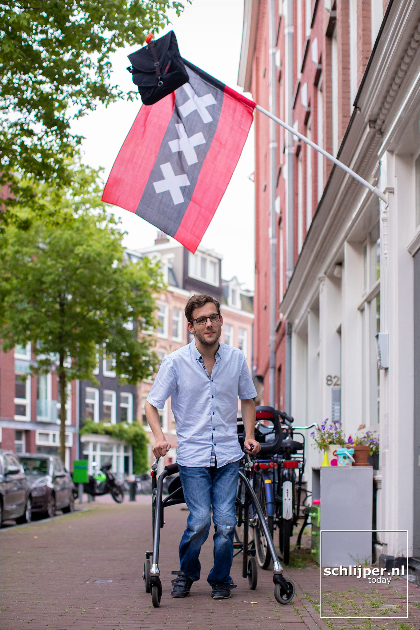 Nederland, Amsterdam, 15 juni 2018
