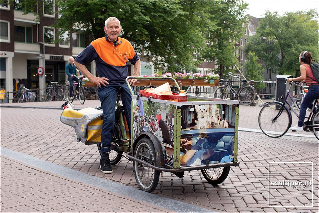 Nederland, Amsterdam, 20 juni 2018