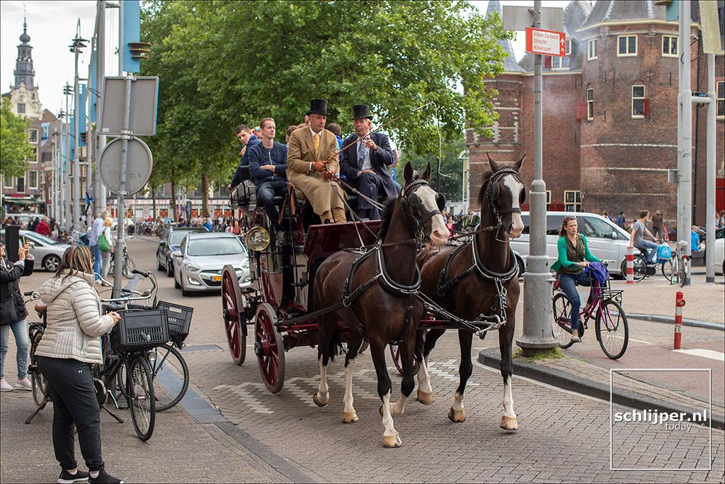 Nederland, Amsterdam, 23 juni 2018