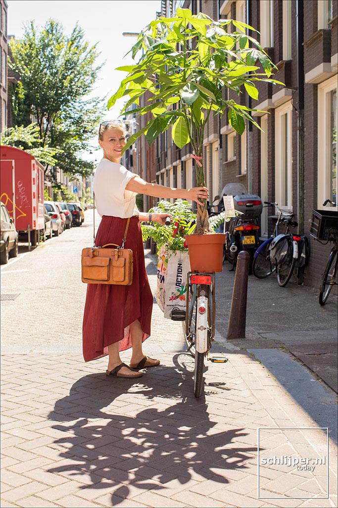 Nederland, Amsterdam, 28 juni 2018