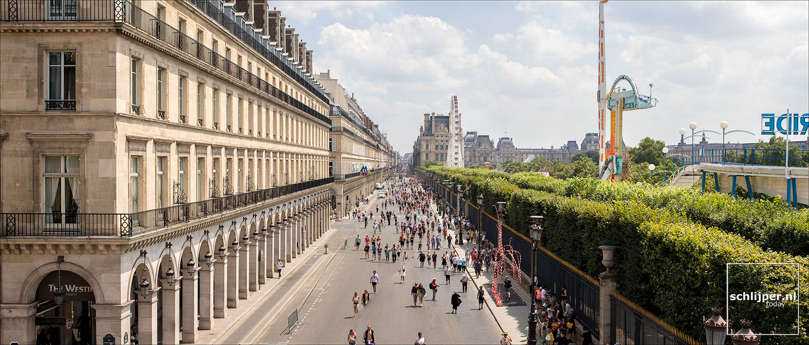 Frankrijk, Parijs, 29 juni 2018